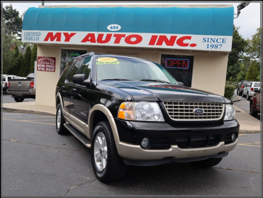 Used 2005 Ford Explorer in Huntington Station, New York | My Auto Inc.. Huntington Station, New York
