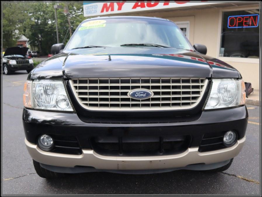 "Used Ford Explorer 4dr 114"" WB 4.0L Eddie Bauer 4WD 2005 | My Auto Inc.. Huntington Station, New York"
