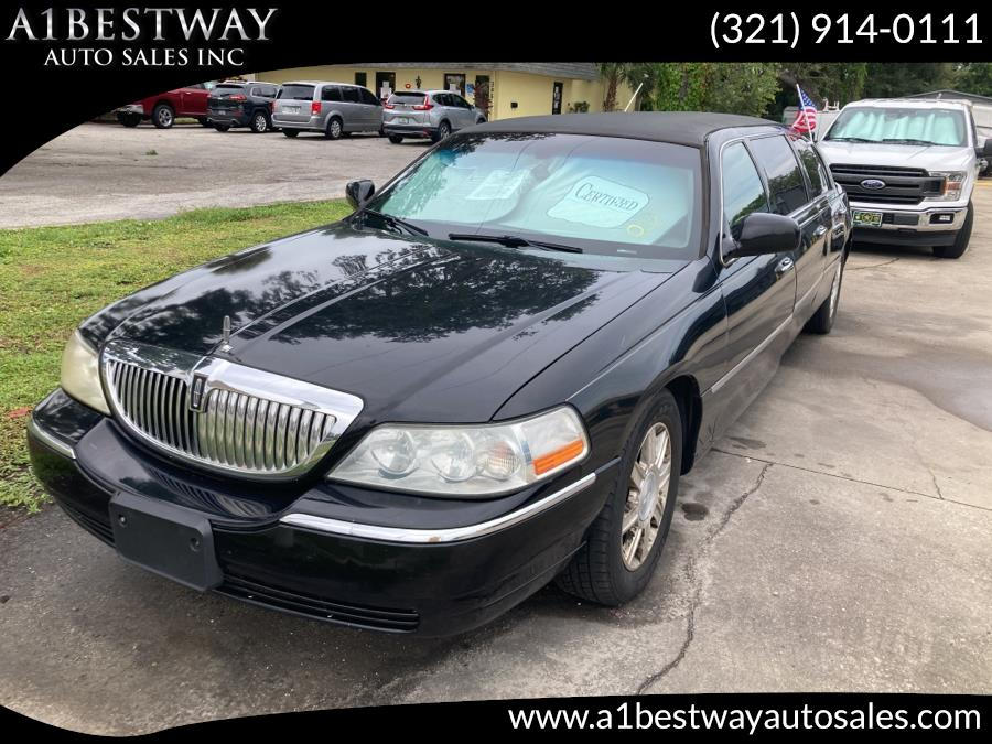 Used 2009 Lincoln LIMO Town Car in Melbourne , Florida | A1 Bestway Auto Sales Inc.. Melbourne , Florida