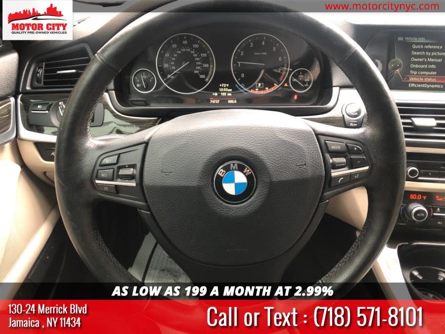 Used BMW 5 Series 4dr Sdn 528i xDrive AWD 2013 | Motor City. Jamaica, New York