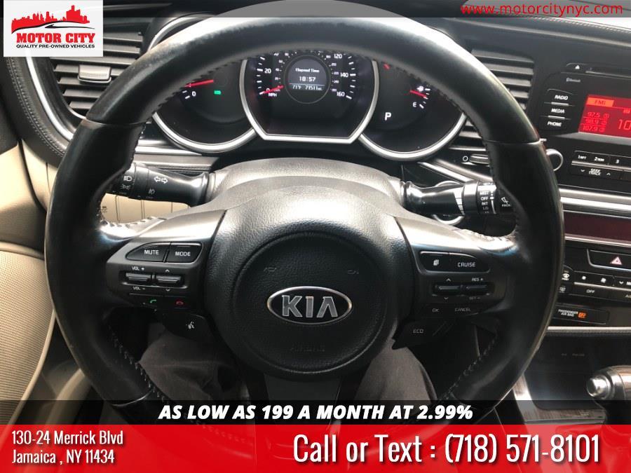 Used Kia Optima 4dr Sdn EX 2015   Motor City. Jamaica, New York