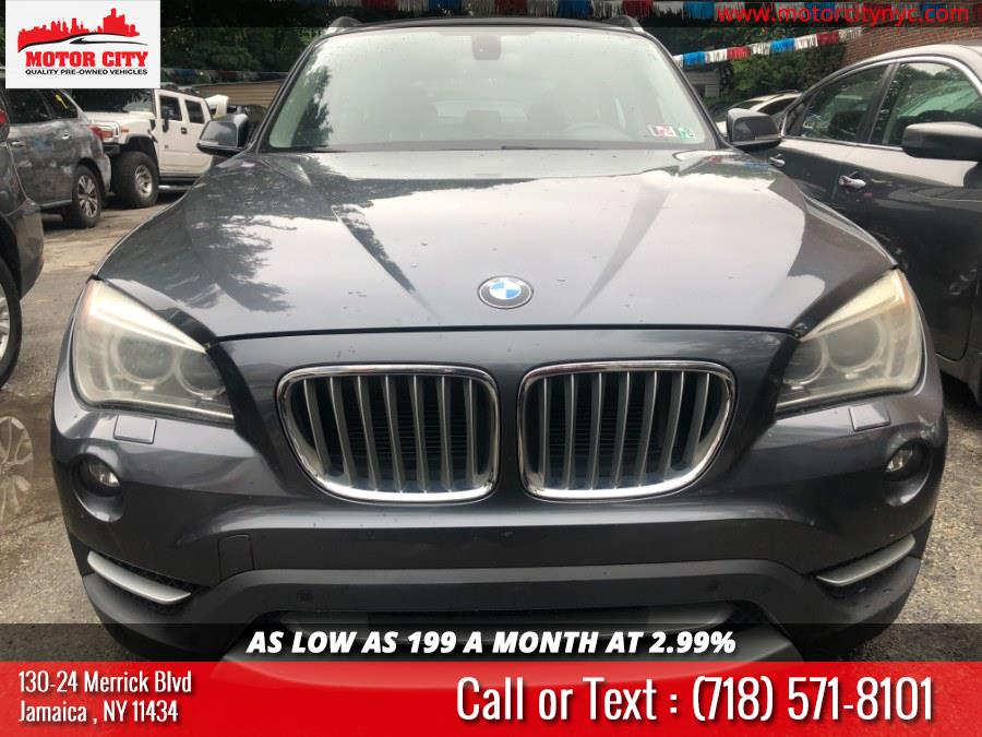 Used BMW X1 AWD 4dr xDrive28i 2014 | Motor City. Jamaica, New York