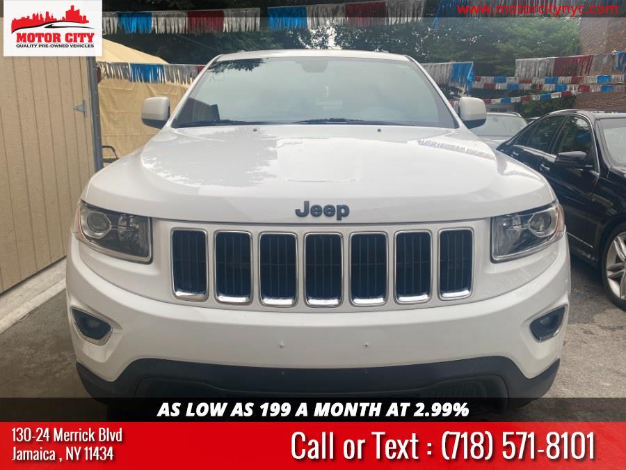 Used 2016 Jeep Grand Cherokee in Jamaica, New York | Motor City. Jamaica, New York