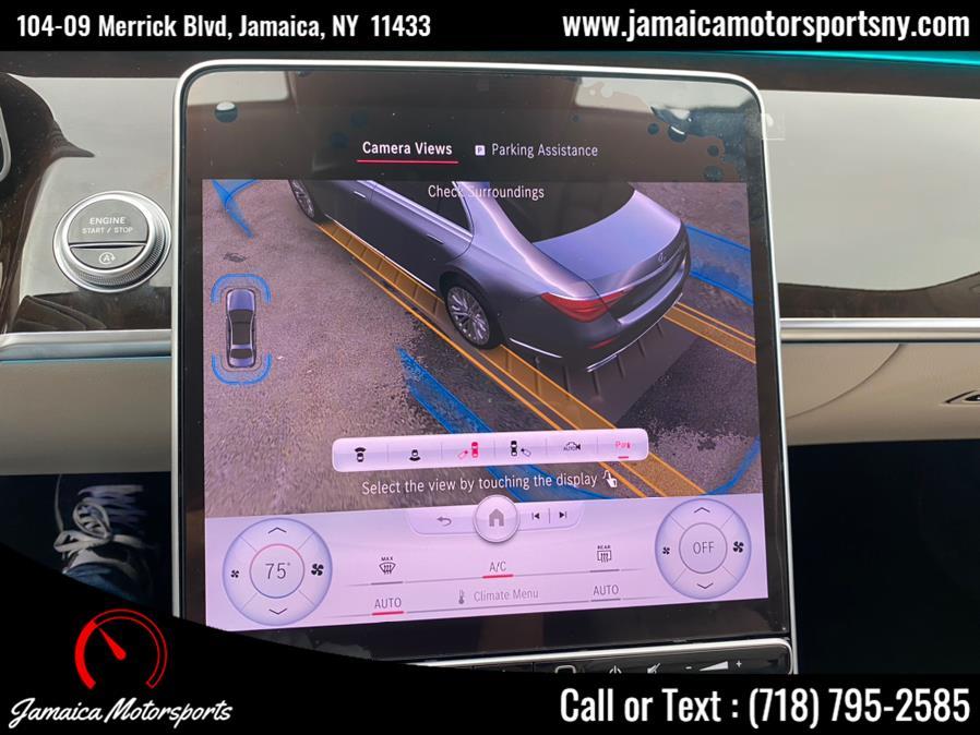 Used Mercedes-Benz S-Class S 580 4MATIC Sedan 2021   Jamaica Motor Sports . Jamaica, New York