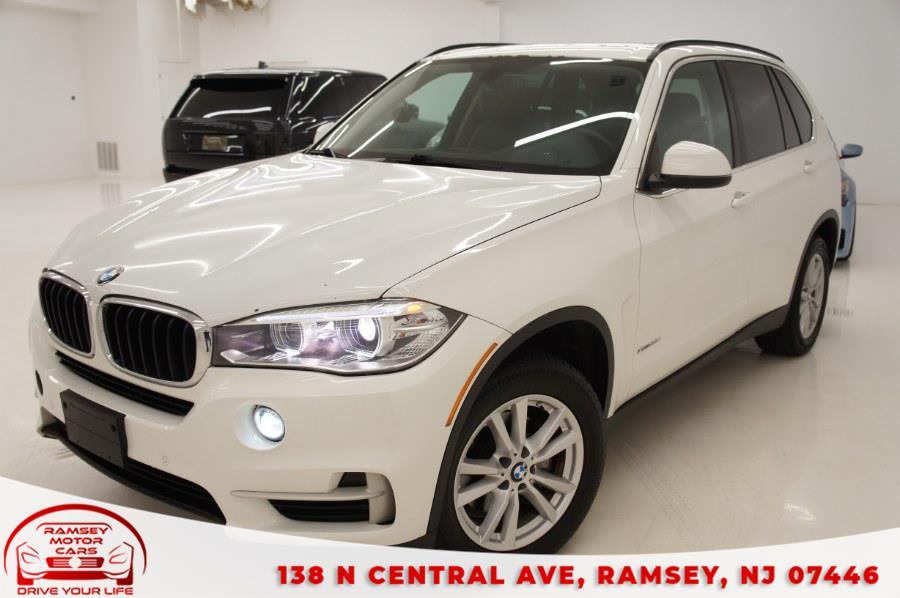 Used 2014 BMW X5 in Ramsey, New Jersey | Ramsey Motor Cars Inc. Ramsey, New Jersey