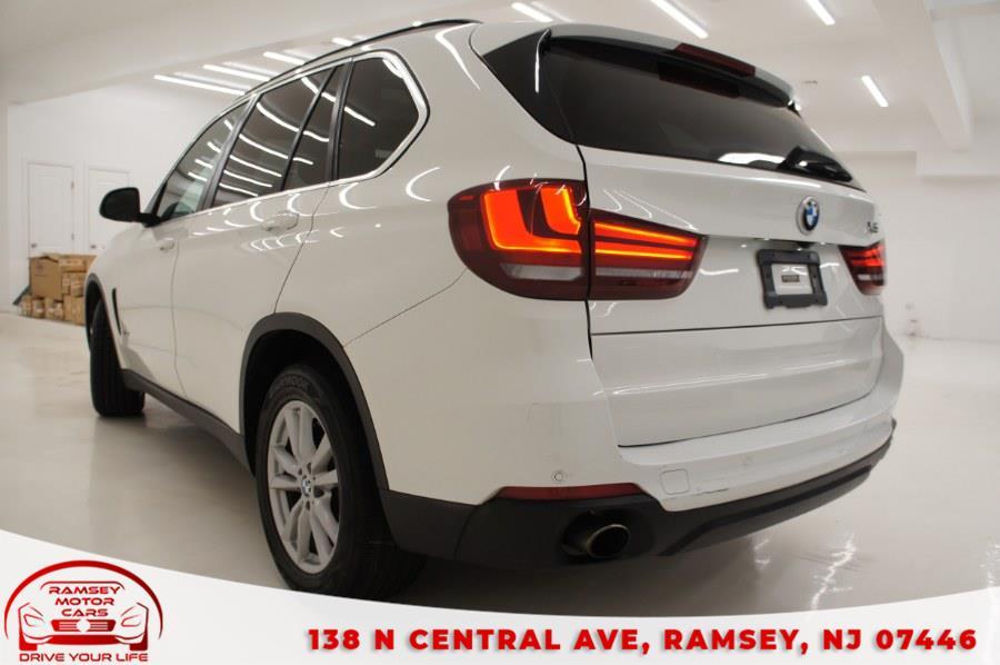 Used BMW X5 AWD 4dr xDrive35i 2014   Ramsey Motor Cars Inc. Ramsey, New Jersey