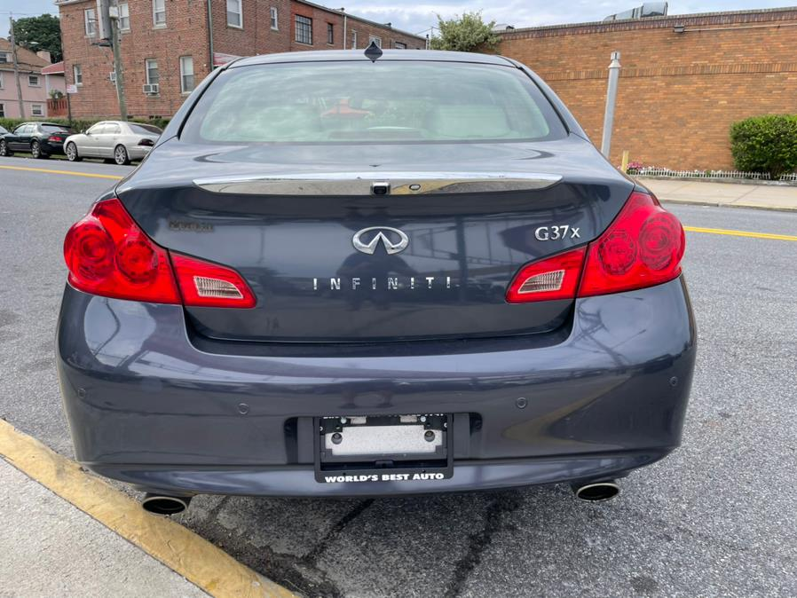 2012 INFINITI G37 Sedan 4dr x AWD, available for sale in Brooklyn, NY