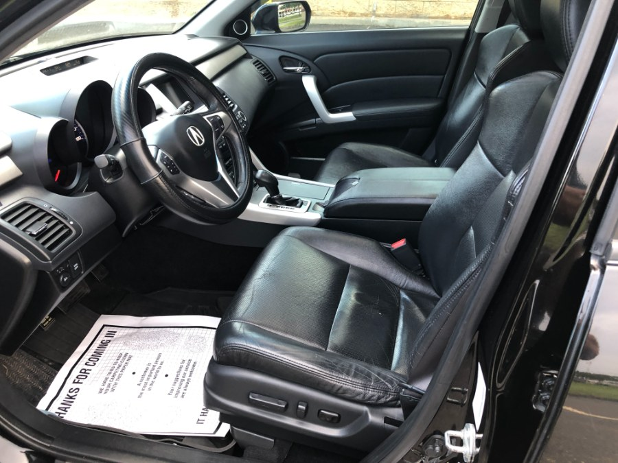 Used Acura RDX AWD 4dr Tech Pkg 2009   Ledyard Auto Sale LLC. Hartford , Connecticut