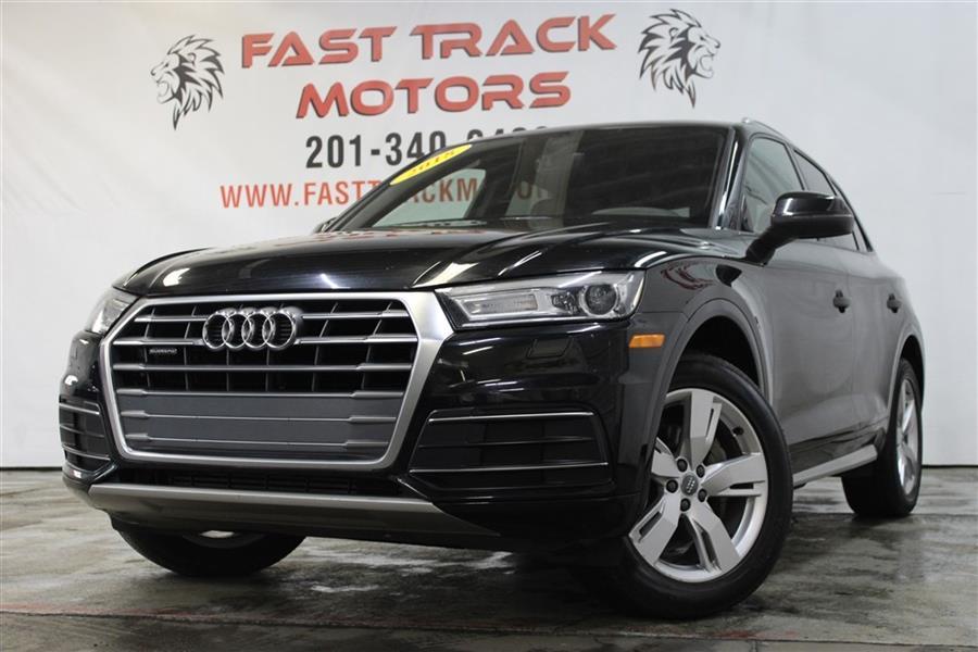 Used Audi Q5 PREMIUM 2018   Fast Track Motors. Paterson, New Jersey