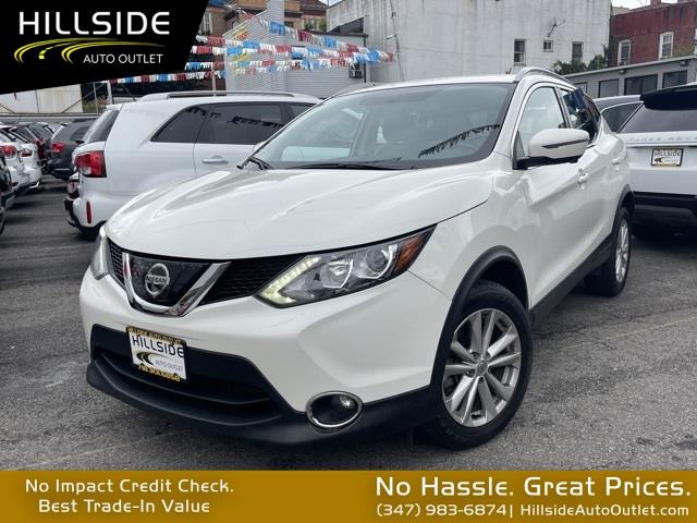 Used Nissan Rogue Sport SV 2018 | Hillside Auto Outlet. Jamaica, New York