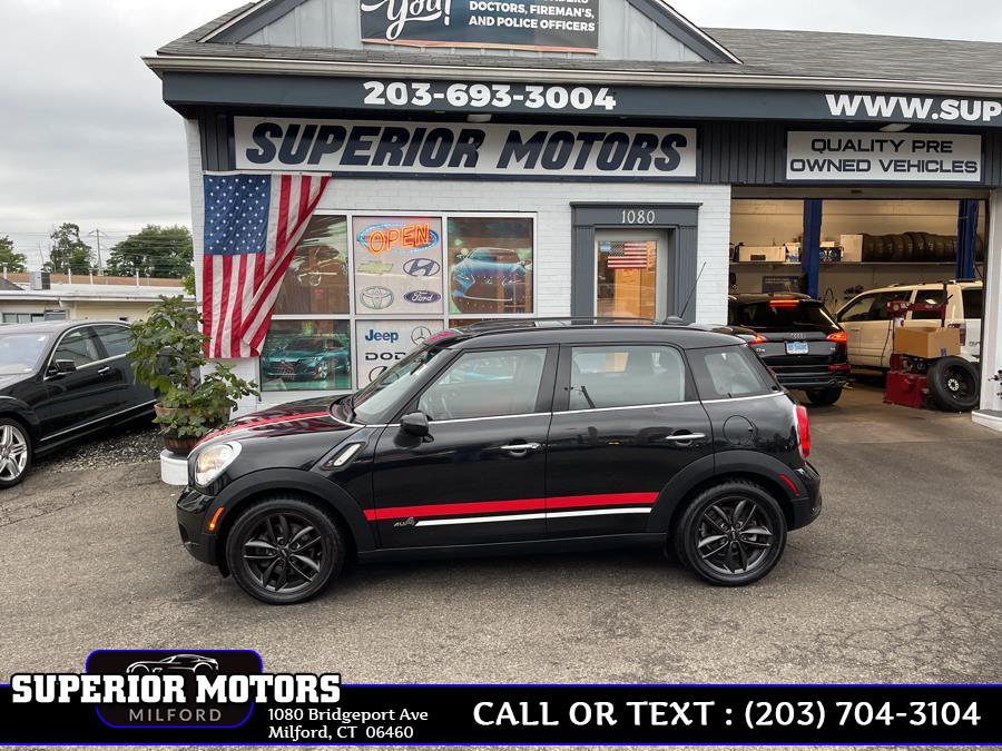 Used 2011 MINI Cooper Countryman in Milford, Connecticut | Superior Motors LLC. Milford, Connecticut