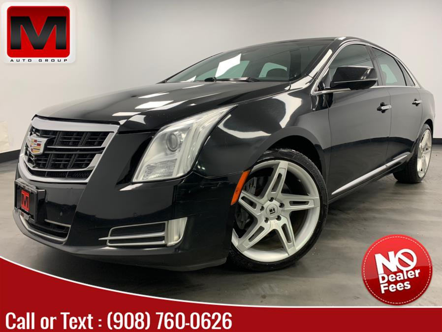 Used Cadillac XTS 4dr Sdn Premium Collection AWD 2016   M Auto Group. Elizabeth, New Jersey