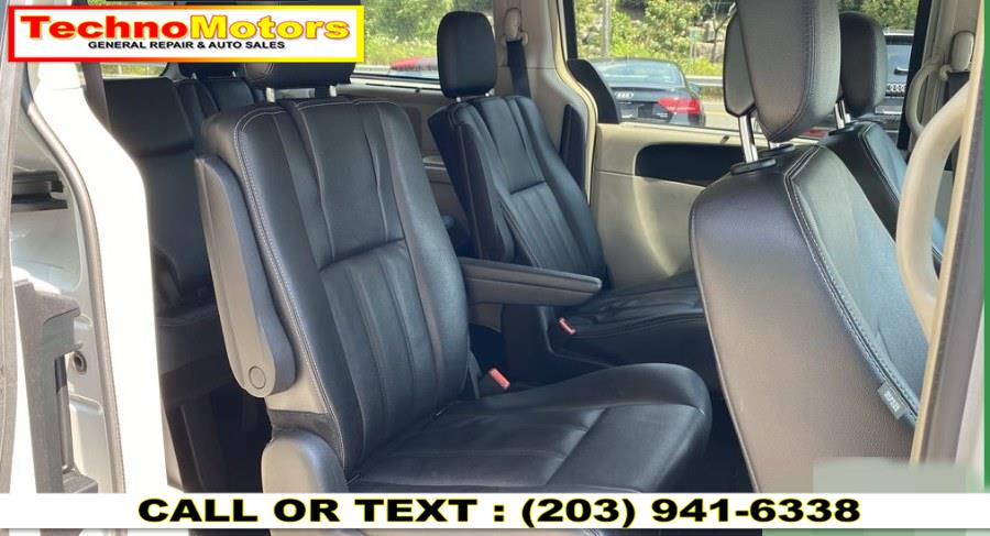 Used Chrysler Town & Country 4dr Wgn Touring 2015   Techno Motors . Danbury , Connecticut