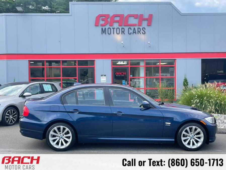 Used BMW 3 Series 4dr Sdn 328i xDrive AWD SULEV 2011 | Bach Motor Cars. Canton , Connecticut