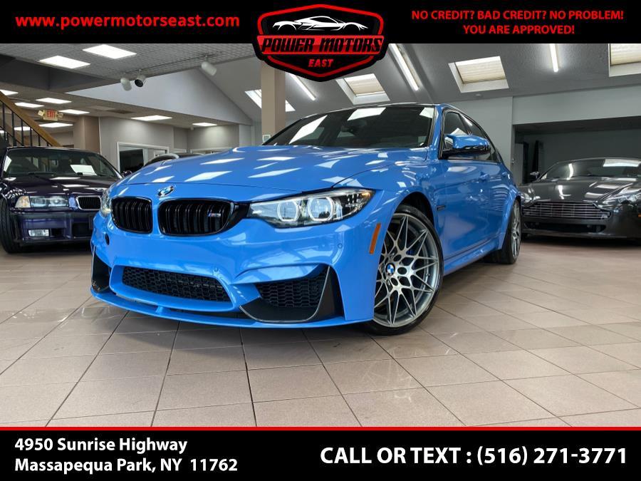 Used BMW M3 Sedan 2018 | Power Motors East. Massapequa Park, New York