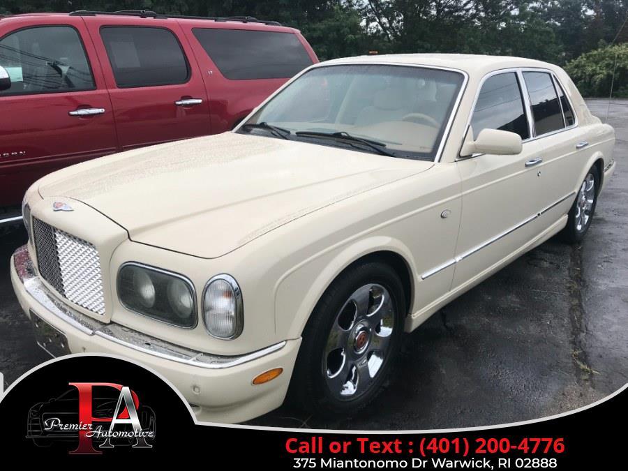 Used 2002 Bentley Arnage in Warwick, Rhode Island | Premier Automotive Sales. Warwick, Rhode Island