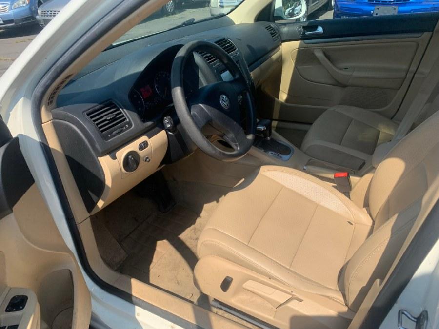 Used Volkswagen Jetta Sedan 4dr Auto Wolfsburg Edition 2007   CT Car Co LLC. East Windsor, Connecticut