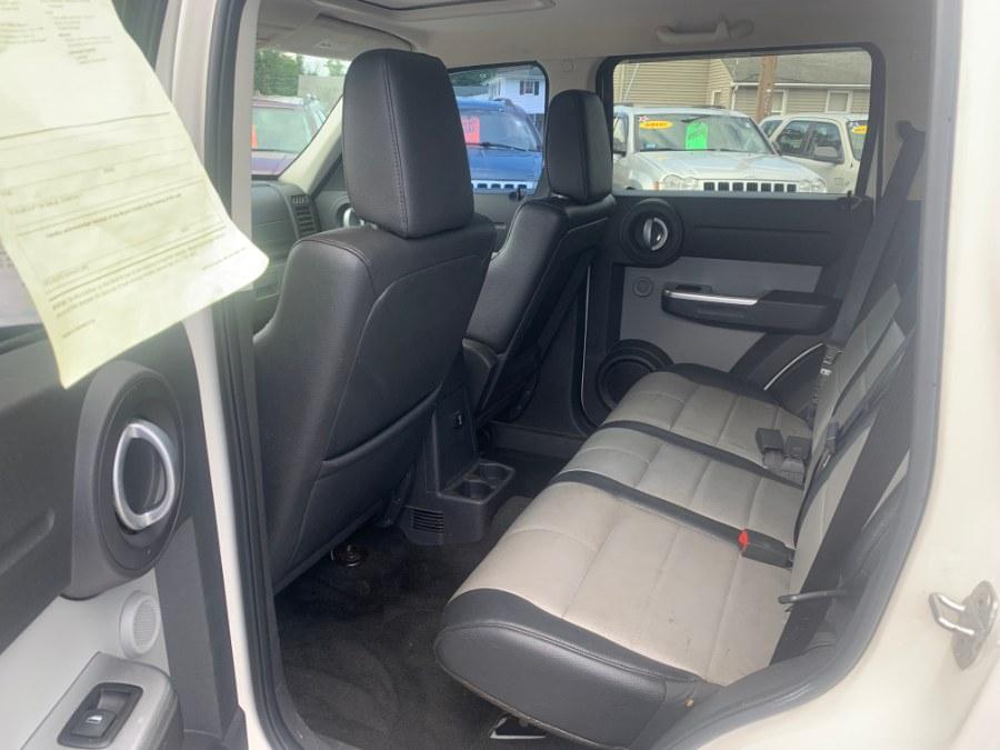 Used Dodge Nitro 4WD 4dr SLT 2007 | CT Car Co LLC. East Windsor, Connecticut
