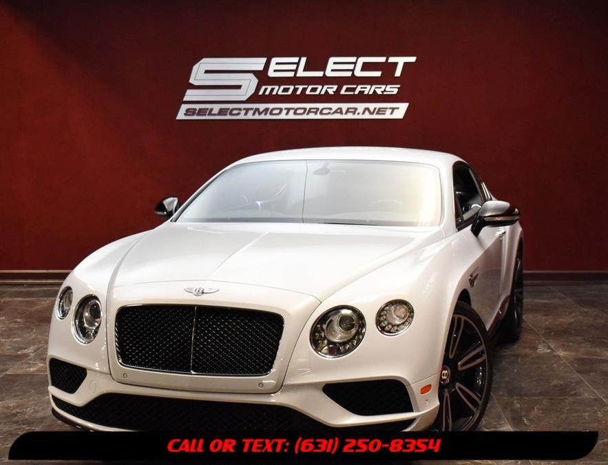 Used 2017 Bentley Continental in Deer Park, New York | Select Motor Cars. Deer Park, New York