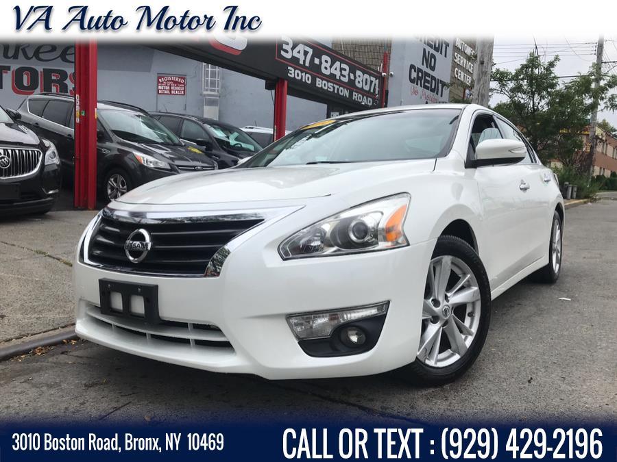 Used 2014 Nissan Altima in Bronx, New York | VA Auto Motor Inc. Bronx, New York