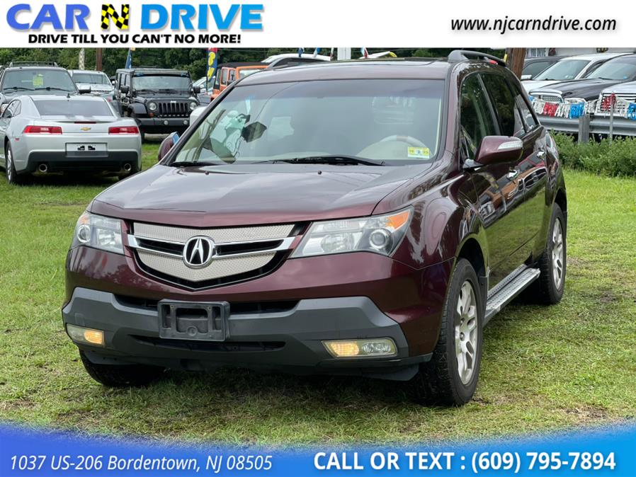 Used Acura Mdx Base 2007   Car N Drive. Bordentown, New Jersey