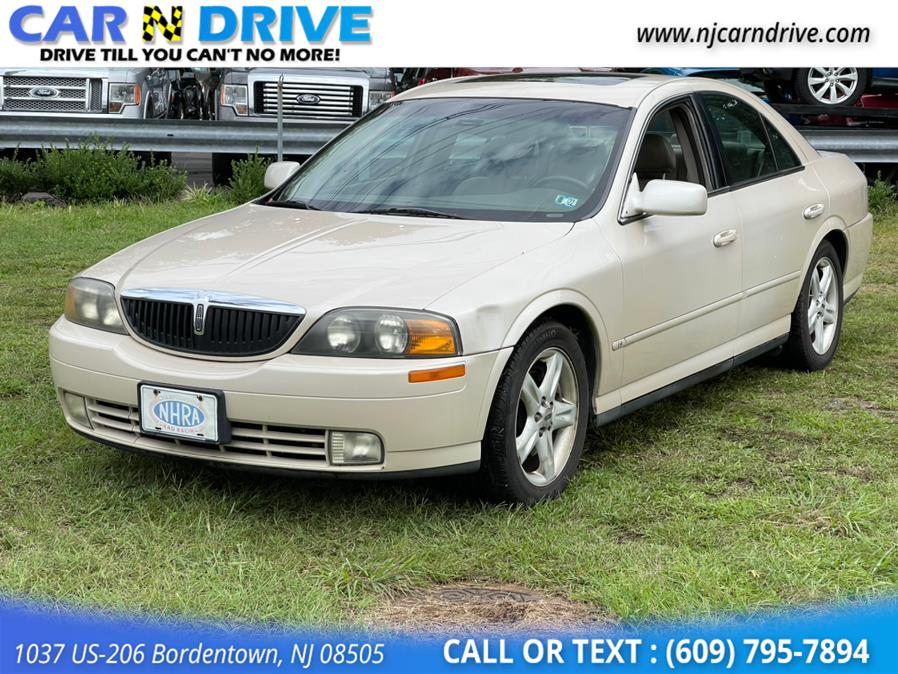 Used Lincoln Ls V6 Automatic 2001   Car N Drive. Bordentown, New Jersey
