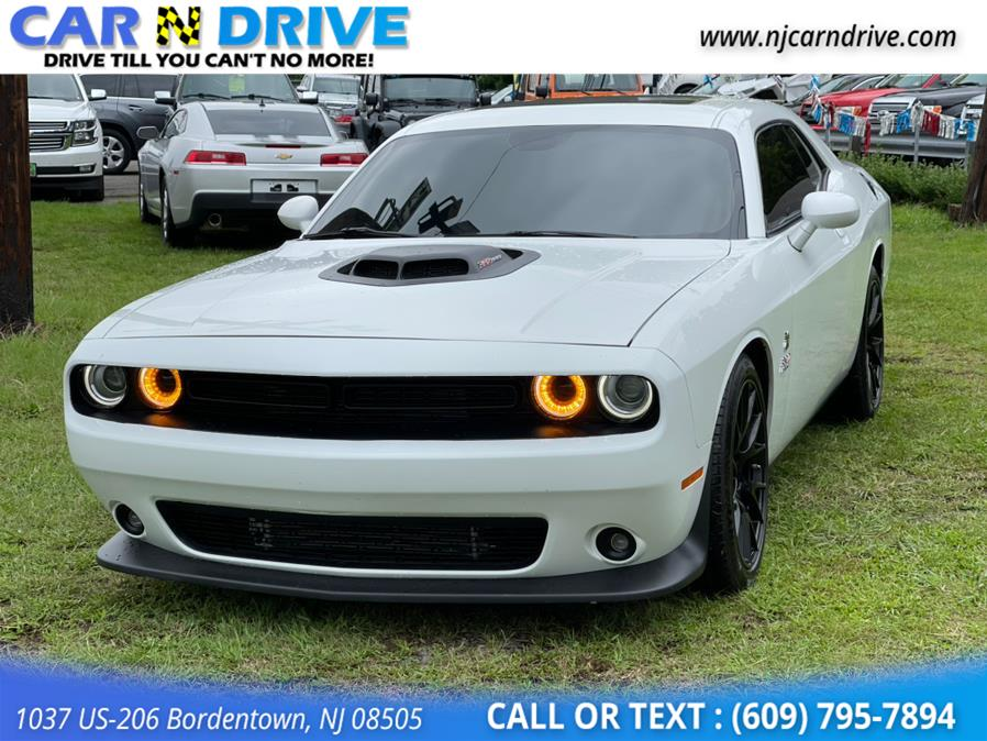 Used Dodge Challenger R/T SCAT Pack 2016   Car N Drive. Bordentown, New Jersey