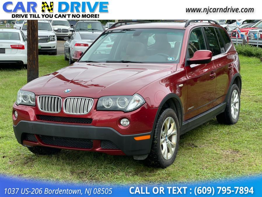 Used BMW X3 xDrive30i 2010 | Car N Drive. Bordentown, New Jersey
