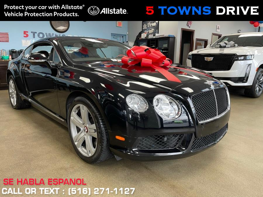 Used Bentley Continental GT V8 2dr Cpe 2014   5 Towns Drive. Inwood, New York