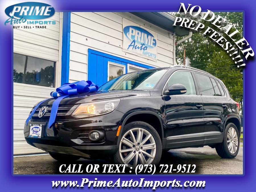Used 2015 Volkswagen Tiguan in Bloomingdale, New Jersey | Prime Auto Imports. Bloomingdale, New Jersey