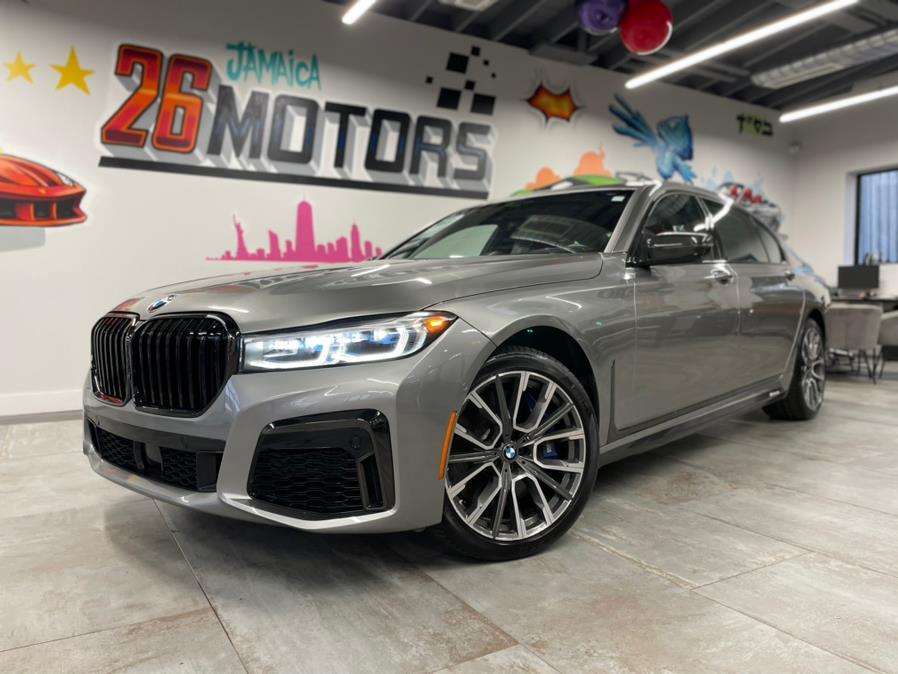 Used 2020 BMW 7 Series in Hollis, New York | Jamaica 26 Motors. Hollis, New York