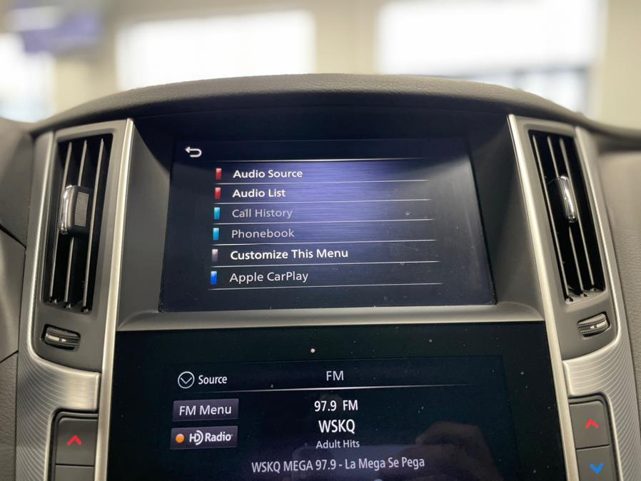 Used INFINITI Q50 LUXE 3.0t LUXE AWD 2020   Jamaica 26 Motors. Hollis, New York