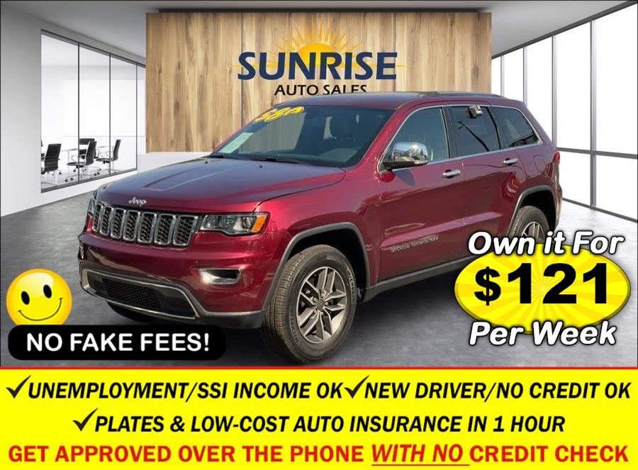 Used Jeep Grand Cherokee Limited X 4x4 2019   Sunrise of Elmont. Elmont, New York