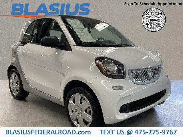 Used Smart Fortwo Pure 2016   Blasius Federal Road. Brookfield, Connecticut