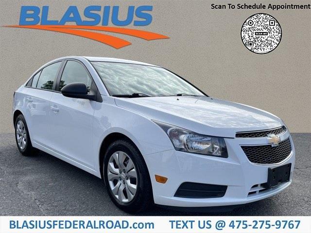 Used Chevrolet Cruze LS 2014 | Blasius Federal Road. Brookfield, Connecticut