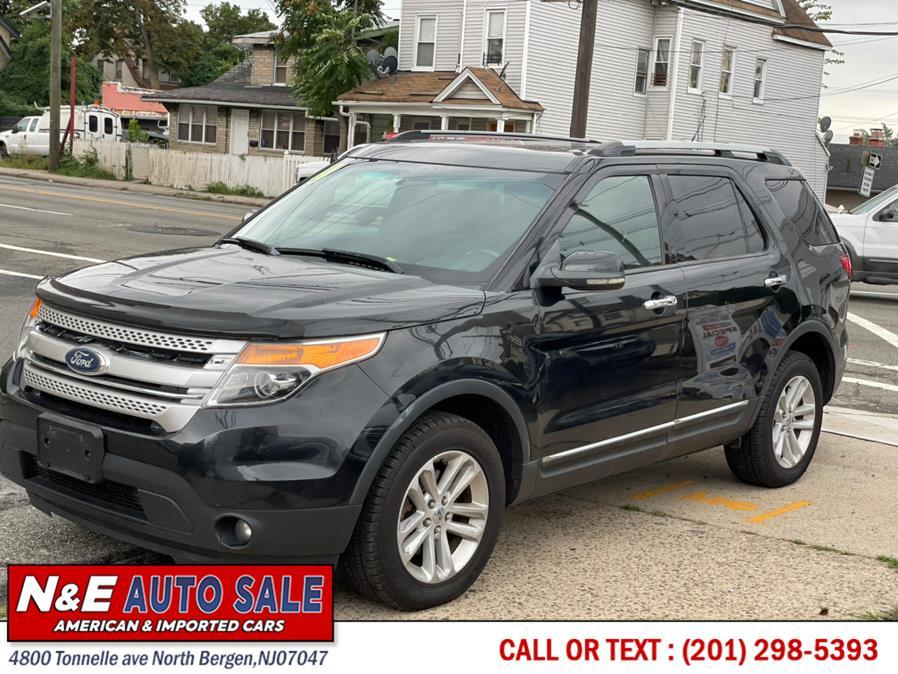Used Ford Explorer 4WD 4dr XLT 2011 | N&E Auto Sale LLC. North Bergen, New Jersey