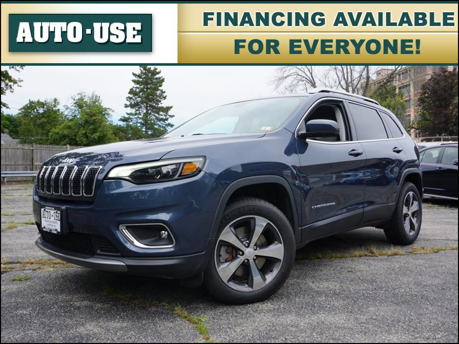 Used Jeep Cherokee Limited 2019 | Autouse. Andover, Massachusetts