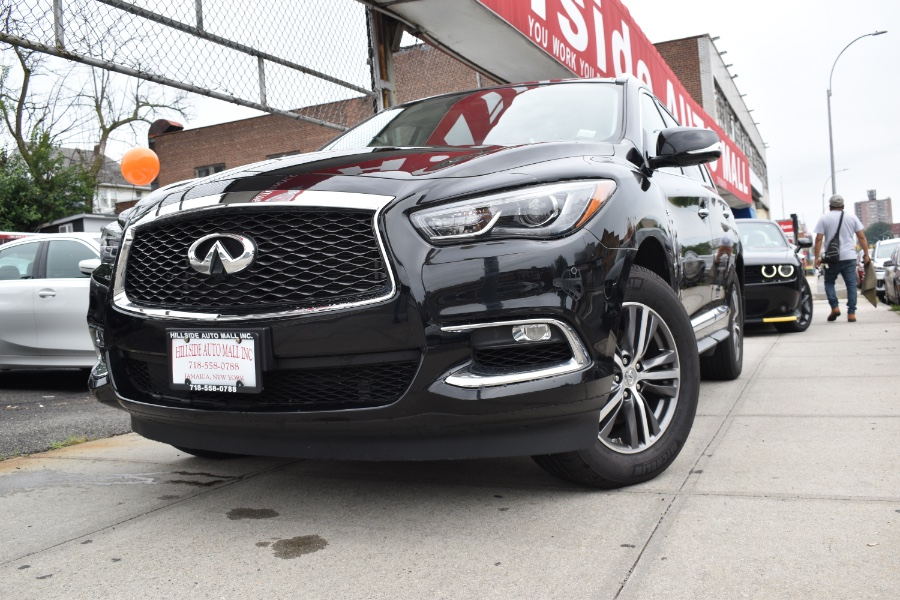 Used INFINITI QX60 AWD 2018 | Hillside Auto Mall Inc.. Jamaica, New York