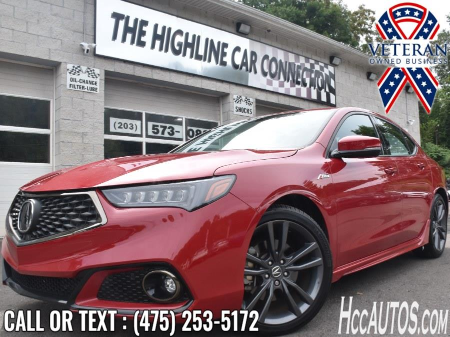 Used 2019 Acura TLX in Waterbury, Connecticut | Highline Car Connection. Waterbury, Connecticut
