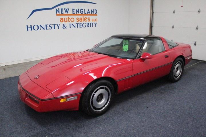 Used Chevrolet Corvette 2dr Hatchback Coupe 1984   New England Auto Sales LLC. Plainville, Connecticut
