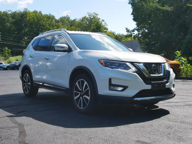 Used 2018 Nissan Rogue in Canton, Connecticut | Canton Auto Exchange. Canton, Connecticut