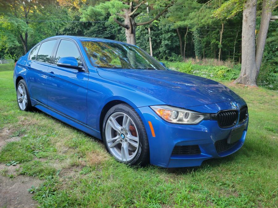 Used 2014 BMW 3 Series in Shelton, Connecticut | Center Motorsports LLC. Shelton, Connecticut