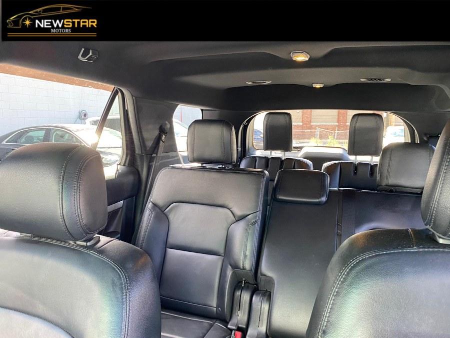 Used Ford Explorer 4WD 4dr XLT 2016   New Star Motors. Chelsea, Massachusetts