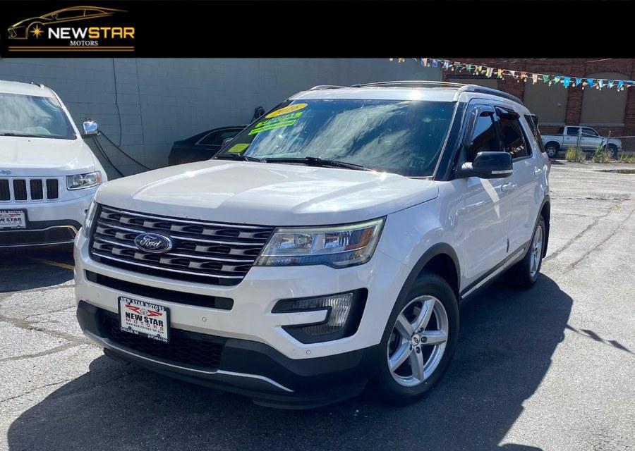 Used 2016 Ford Explorer in Chelsea, Massachusetts   New Star Motors. Chelsea, Massachusetts
