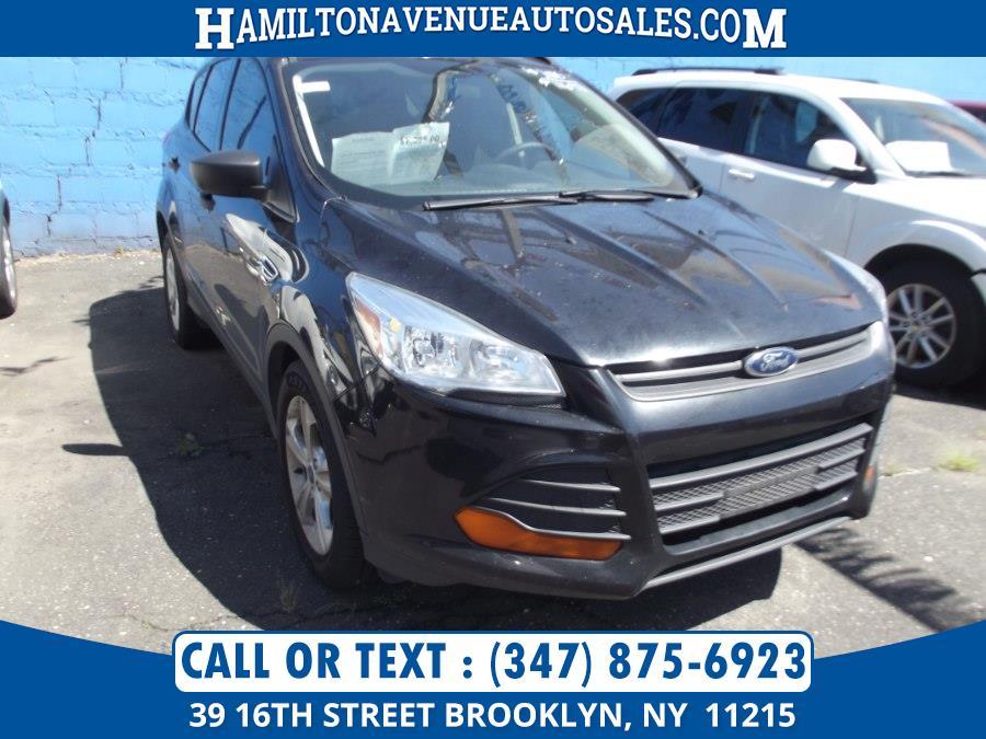 Used Ford Escape FWD 4dr S 2015 | Hamilton Avenue Auto Sales DBA Nyautoauction.com. Brooklyn, New York