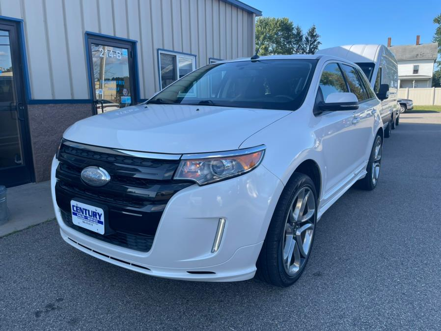 Used 2014 Ford Edge in East Windsor, Connecticut | Century Auto And Truck. East Windsor, Connecticut