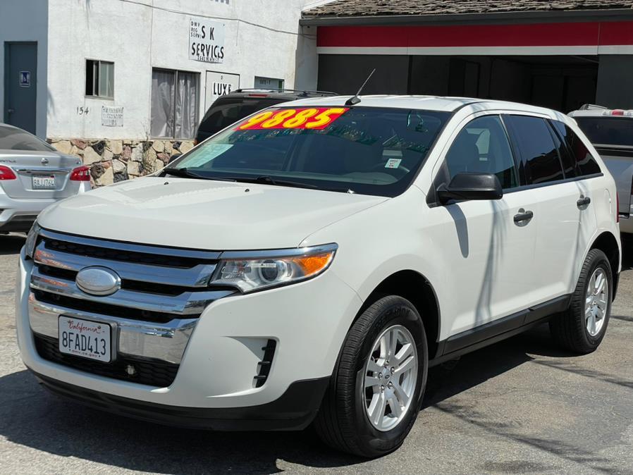 Used 2012 Ford Edge in Corona, California   Green Light Auto. Corona, California