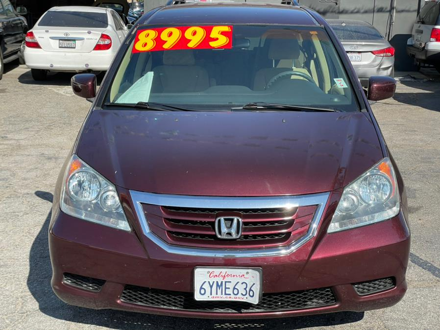 Used Honda Odyssey 5dr EX 2009   Green Light Auto. Corona, California