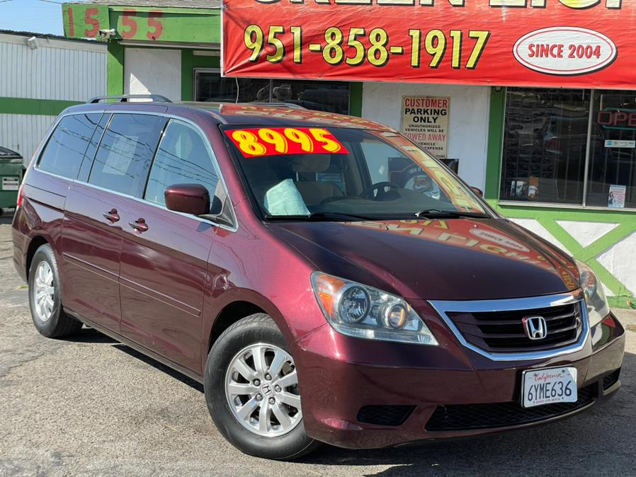 Used 2009 Honda Odyssey in Corona, California   Green Light Auto. Corona, California