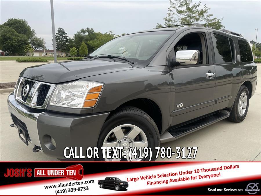 Used 2005 Nissan Armada in Elida, Ohio | Josh's All Under Ten LLC. Elida, Ohio